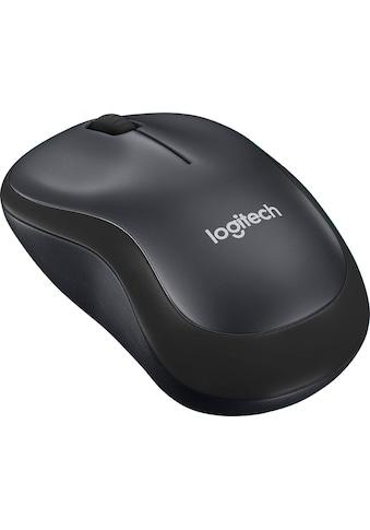 Logitech Maus »M220 Silent«, Funk kaufen