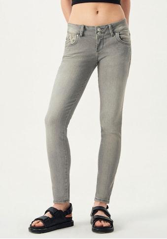 LTB Slim-fit-Jeans »MOLLY«, mit Doppelknopf-Bund kaufen