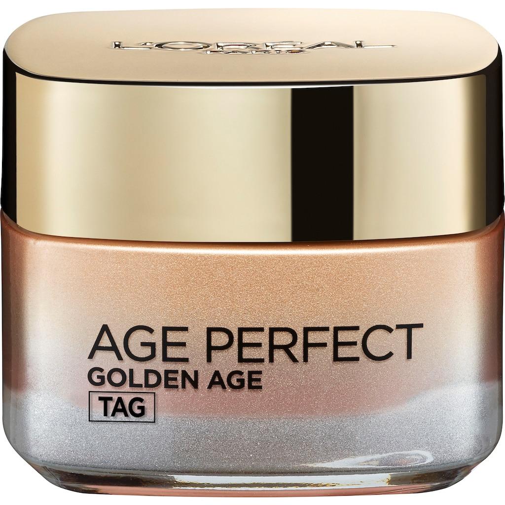 L'ORÉAL PARIS Anti-Aging-Creme »Age Perfect Golden Age Tagespflege«, Mit Neo-Calcium