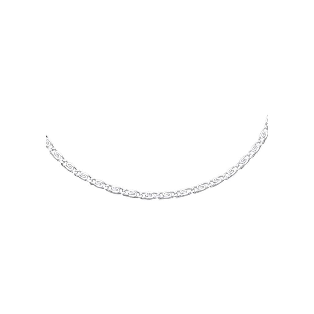 Firetti Collierkettchen »1,7 mm, diamantiert«