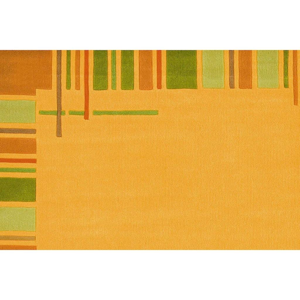 Arte Espina Teppich »Joy 4044«, quadratisch, 16 mm Höhe, Wohnzimmer