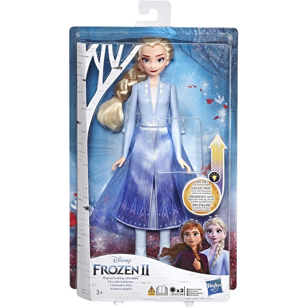 Hasbro Anziehpuppe »Die Eiskönigin II, Lichtzauber Elsa«