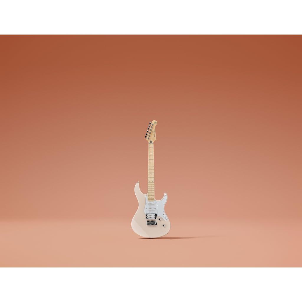 Yamaha E-Gitarre »PA112VMSPRL, Sonic Pink«