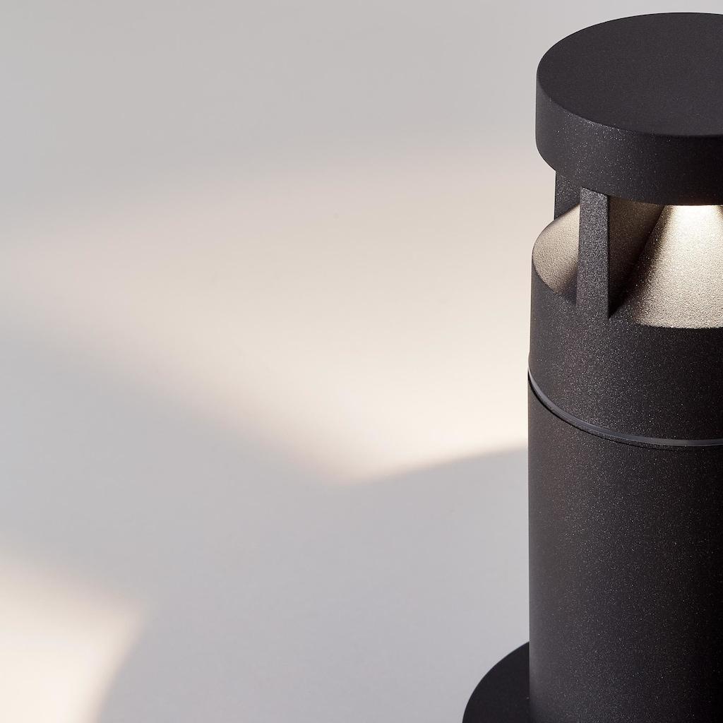 AEG Winslow LED Außensockelleuchte 26cm anthrazit