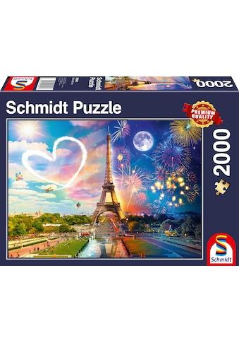 Schmidt Spiele Puzzle »Paris, Tag und Nacht« kaufen