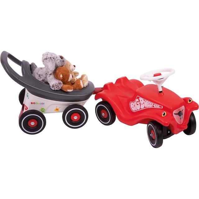 """BIG Kinderfahrzeug-Anhänger """"BIG Buggy 3-in-1"""""""