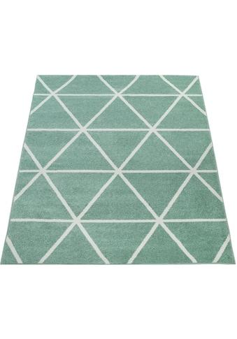 Teppich, »Stella 401«, Paco Home, rechteckig, Höhe 17 mm, maschinell gewebt kaufen