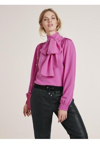 Bluse mit Schluppe kaufen