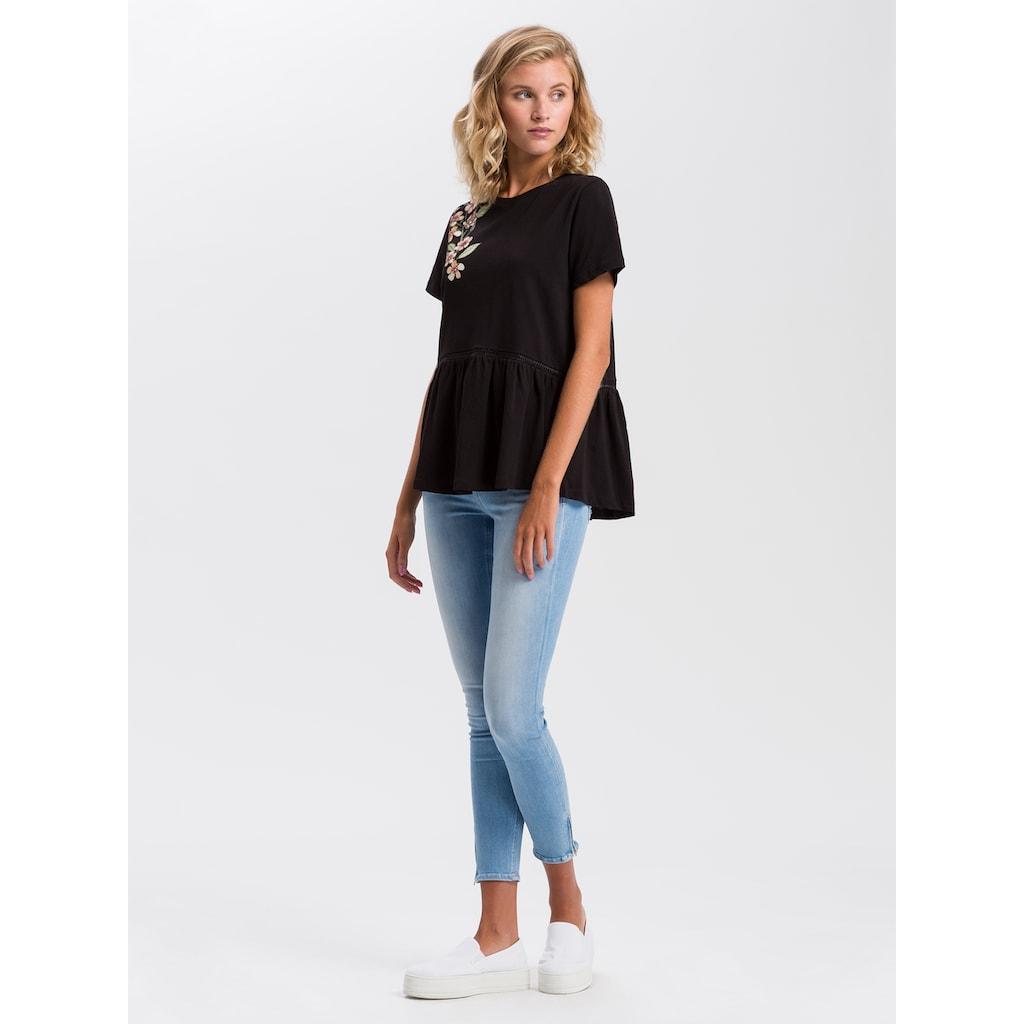 Cross Jeans® T-Shirt »55745«, Legeres T-Shirt