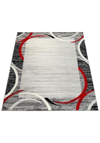 Paco Home Teppich »Sinai 059«, rechteckig, 9 mm Höhe, Kurzflor, mit Bordüre, Wohnzimmer kaufen