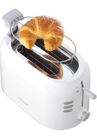 KENWOOD Toaster »TTP220«, für 2 Scheiben, 800 Watt kaufen