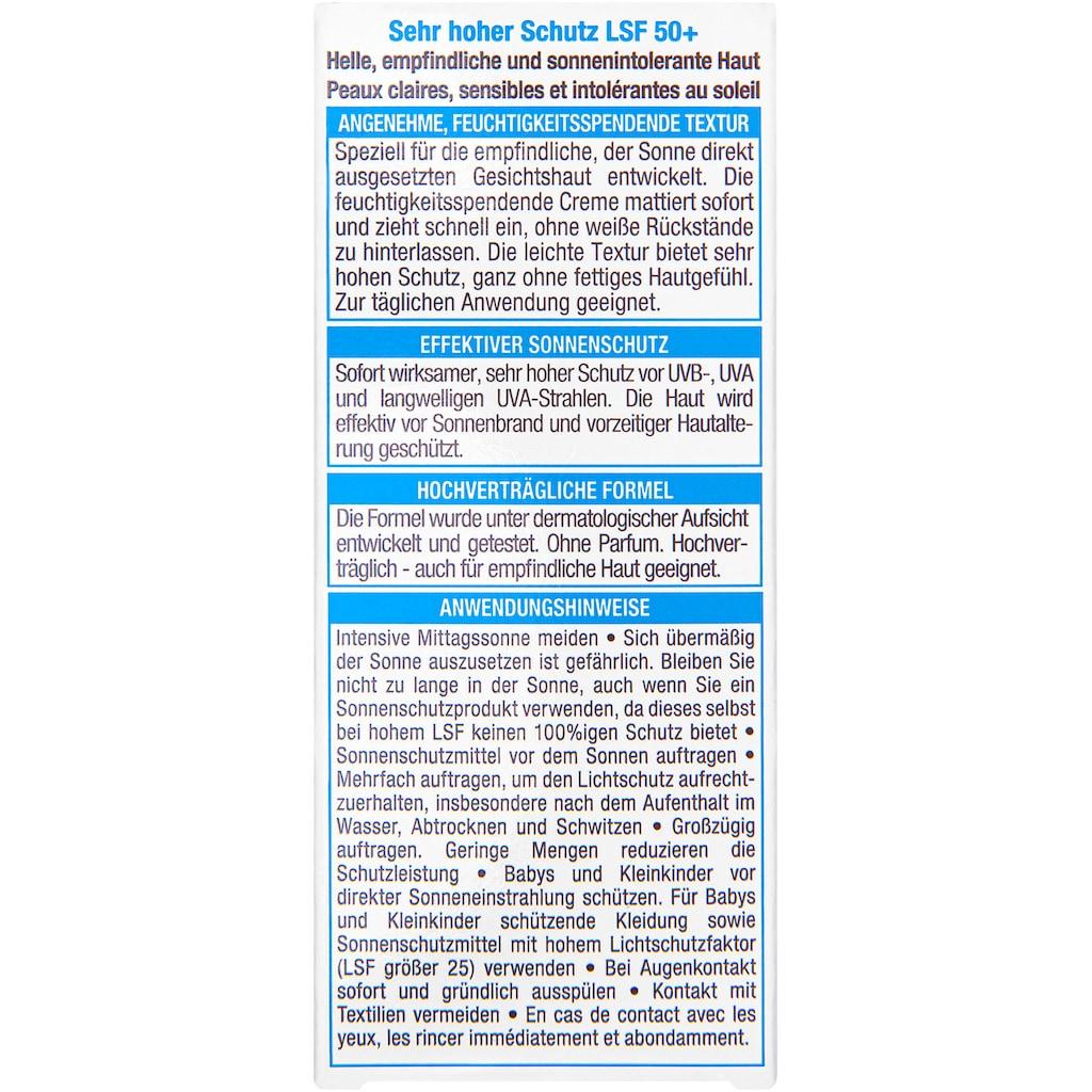 GARNIER Sonnenschutzcreme »Ambre Solaire Sensitiv Expert LFS 50+«