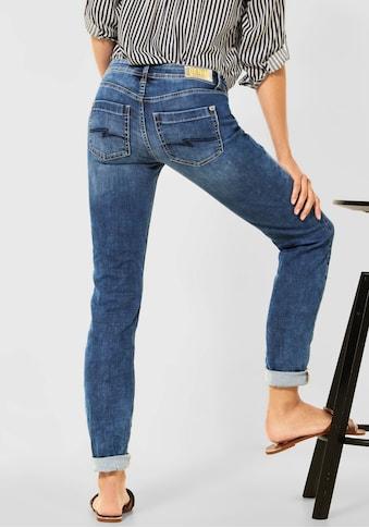 STREET ONE Stretch-Jeans »Style Jane«, nachhaltig, in heller Waschung kaufen