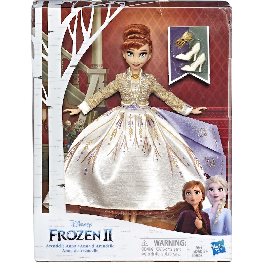 Hasbro Anziehpuppe »Die Eiskönigin II, Anna aus Arendelle Deluxe«