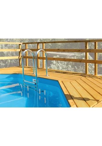 weka Terrasse »Sonnendeck«, passend für Holzpool Mali 3 kaufen