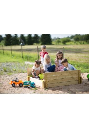 50NRTH Sandkasten »Wendi Toys Sandgrube«, BxTxH: 120x120x25 cm kaufen