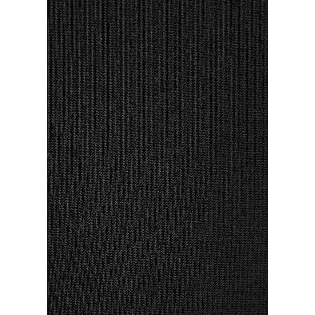 Calvin Klein Negligé, mit dünnen Trägern und Seitenschlitz