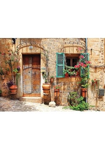 Consalnet Vliestapete »Rustikale Steinfassade«, verschiedene Motivgrößen, für das Büro... kaufen