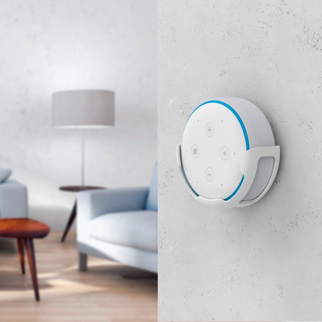 Hama Wandhalterung für Amazon Echo Dot (3. Generation)