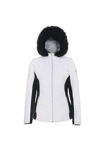 Dare2b Skijacke »Damen Icebloom mit Kapuze mit Kunstfellbesatz« kaufen