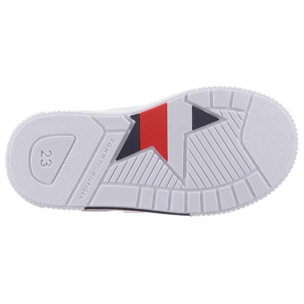 Tommy Hilfiger Sneaker »Migos«, mit zusätlichem Klettverschluss