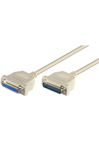 Goobay D-SUB 25 pin Verlängerungskabel kaufen