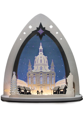 """Weigla Lichterbogen """"Dresdner Frauenkirche"""" kaufen"""