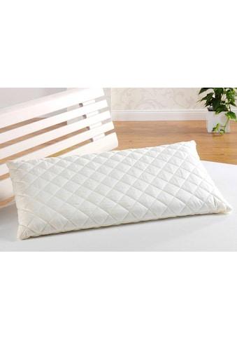 f.a.n. Schlafkomfort Dinkelkörnerkissen »Sleep & Care Dinkelkissen«, (1 St.) kaufen