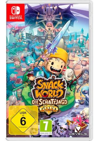 Snack World: Die Schatzjagd  -  Gold Nintendo Switch kaufen