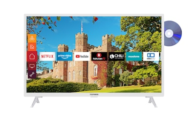 """Telefunken LED-Fernseher »XF32J519D-W«, 80 cm/32 """", Full HD, Smart-TV kaufen"""
