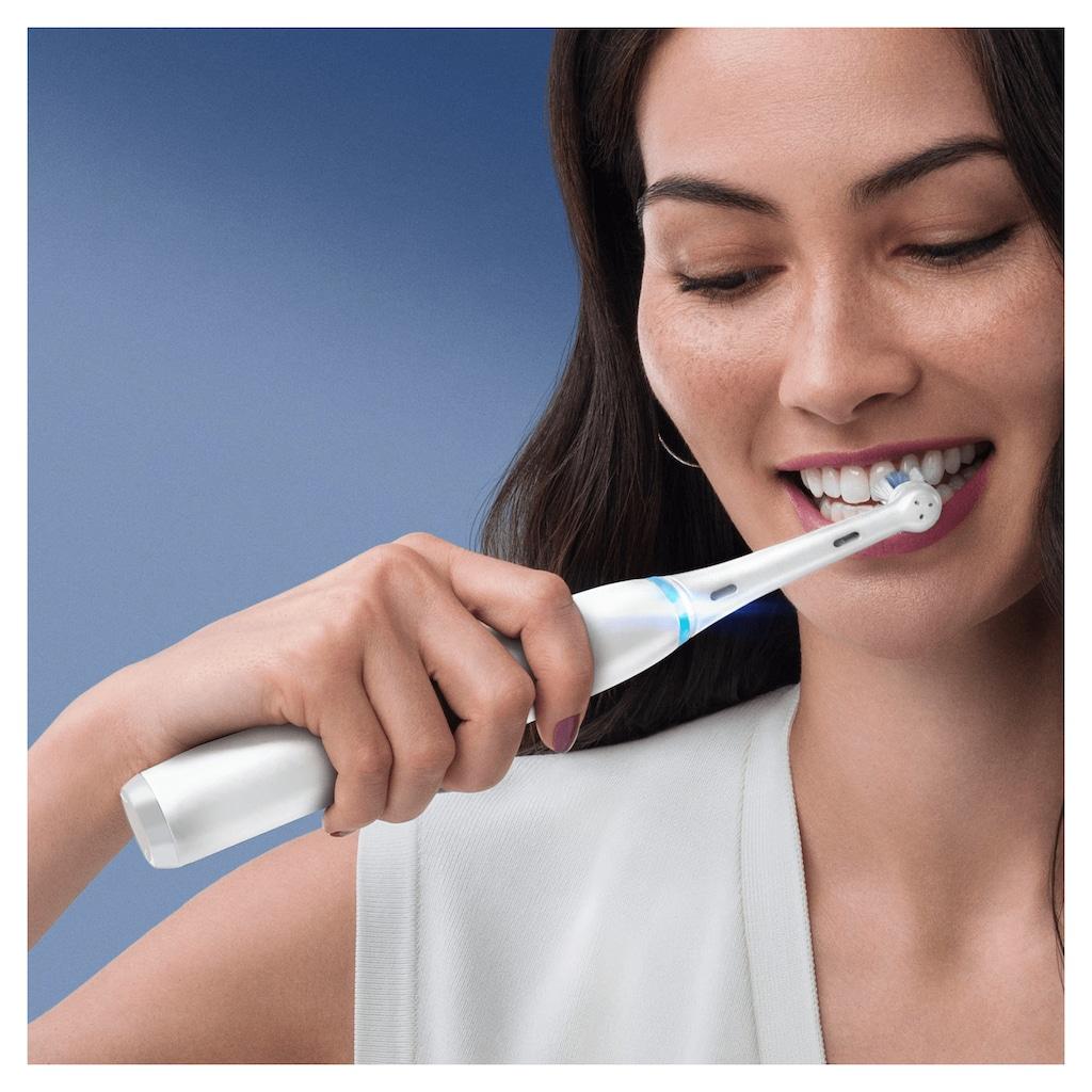 Oral B Elektrische Zahnbürste »iO Series 7N«, 1 St. Aufsteckbürsten, Magnet-Technologie