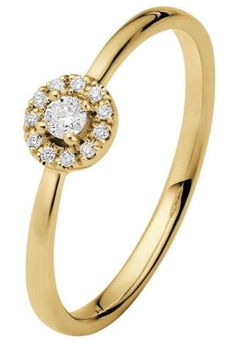Firetti Diamantring, mit Brillanten in Krappenfassung kaufen