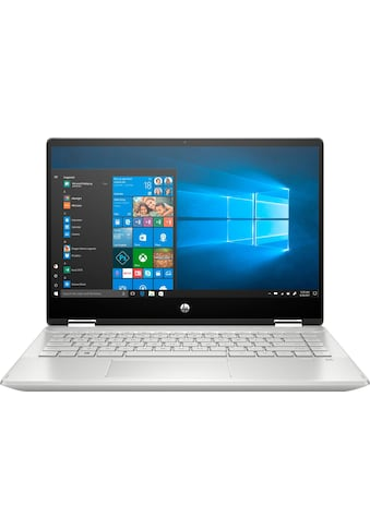 HP Pavilion x360 14 - dh1000ng Convertible Notebook (35,6 cm / 14 Zoll, Intel,Core i5, 256 GB SSD) kaufen