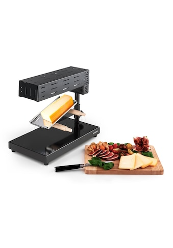 Klarstein Traditioneller Käse - Raclette - Grill Tischgrill Standgrill 600W »Appenzell« kaufen