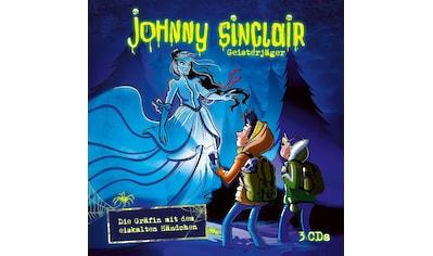 Musik-CD »Johnny Sinclair-3-CD Hörspielbox Vol.3 / Johnny Sinclair« kaufen