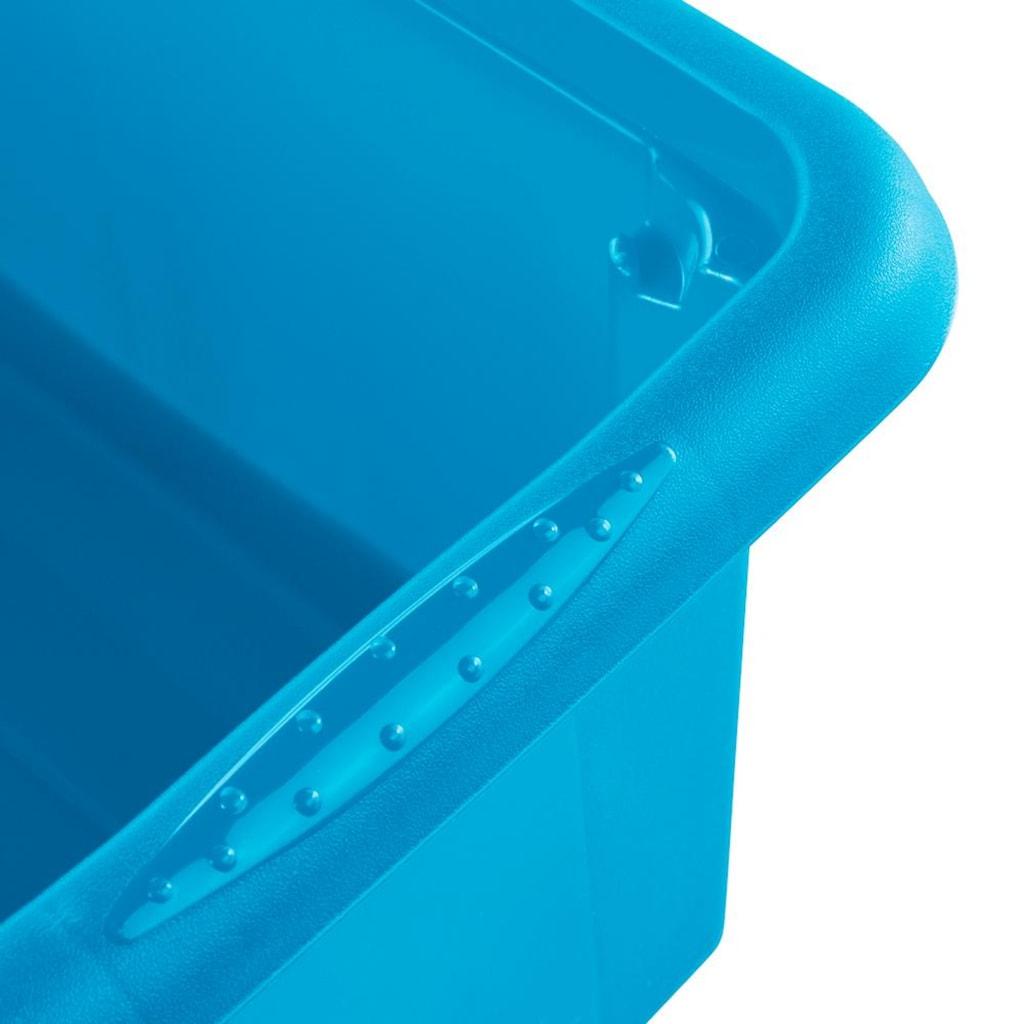 keeeper Aufbewahrungsbox »emil«, (Set, 4 St.)