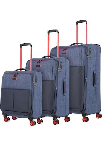 "travelite Trolleyset ""Proof"", 4 Rollen, (Set) kaufen"