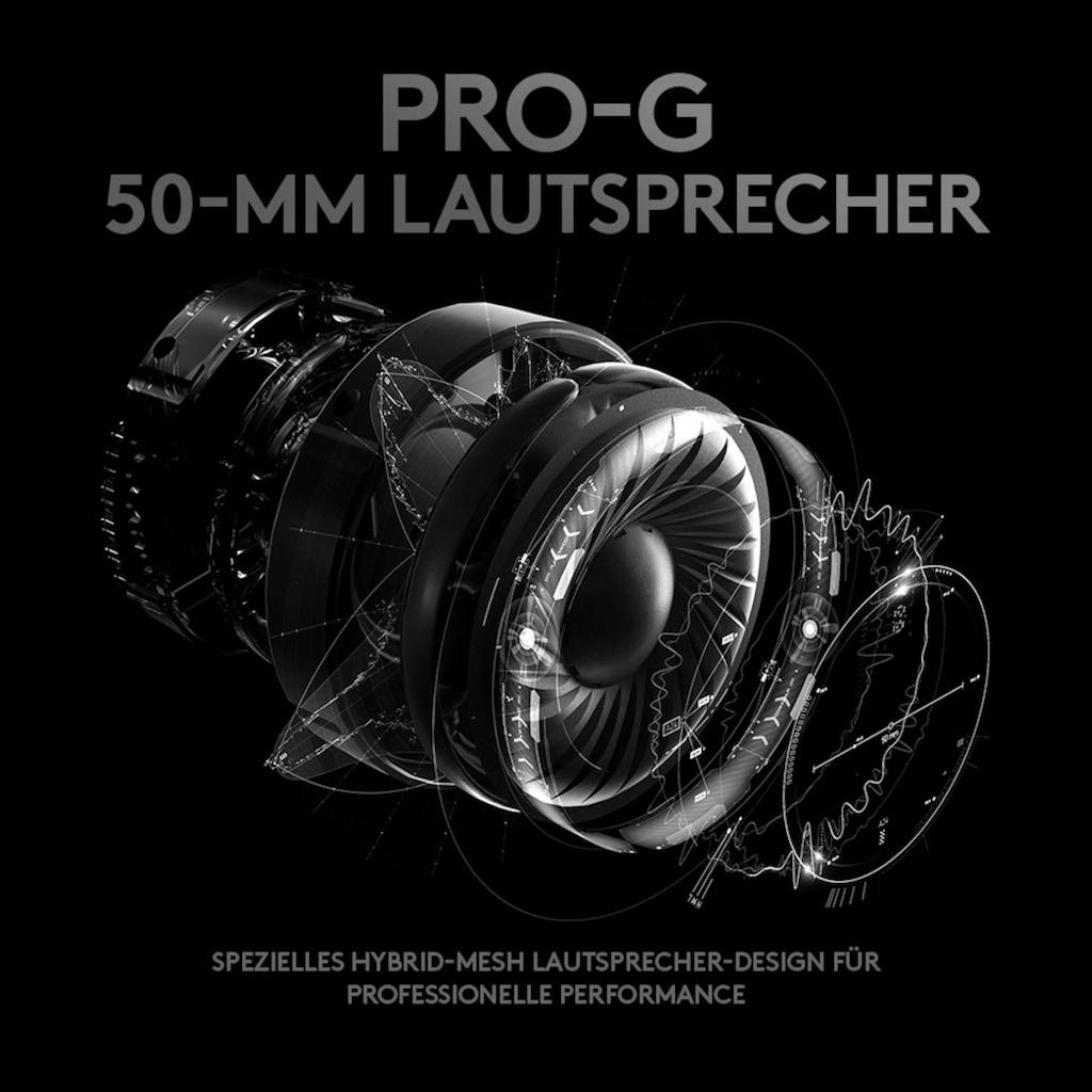 Logitech G Gaming-Headset »PRO X«