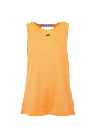 Kappa Sporttop »HADIS«, mit Markenlogo in Kontrastfarbe kaufen