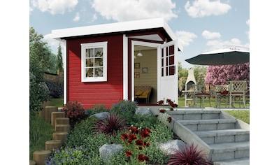 weka Gartenhaus »Designhaus 213 Gr.1« kaufen