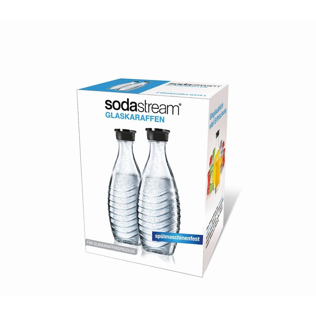 SodaStream Karaffe, (Set, 2 tlg.)