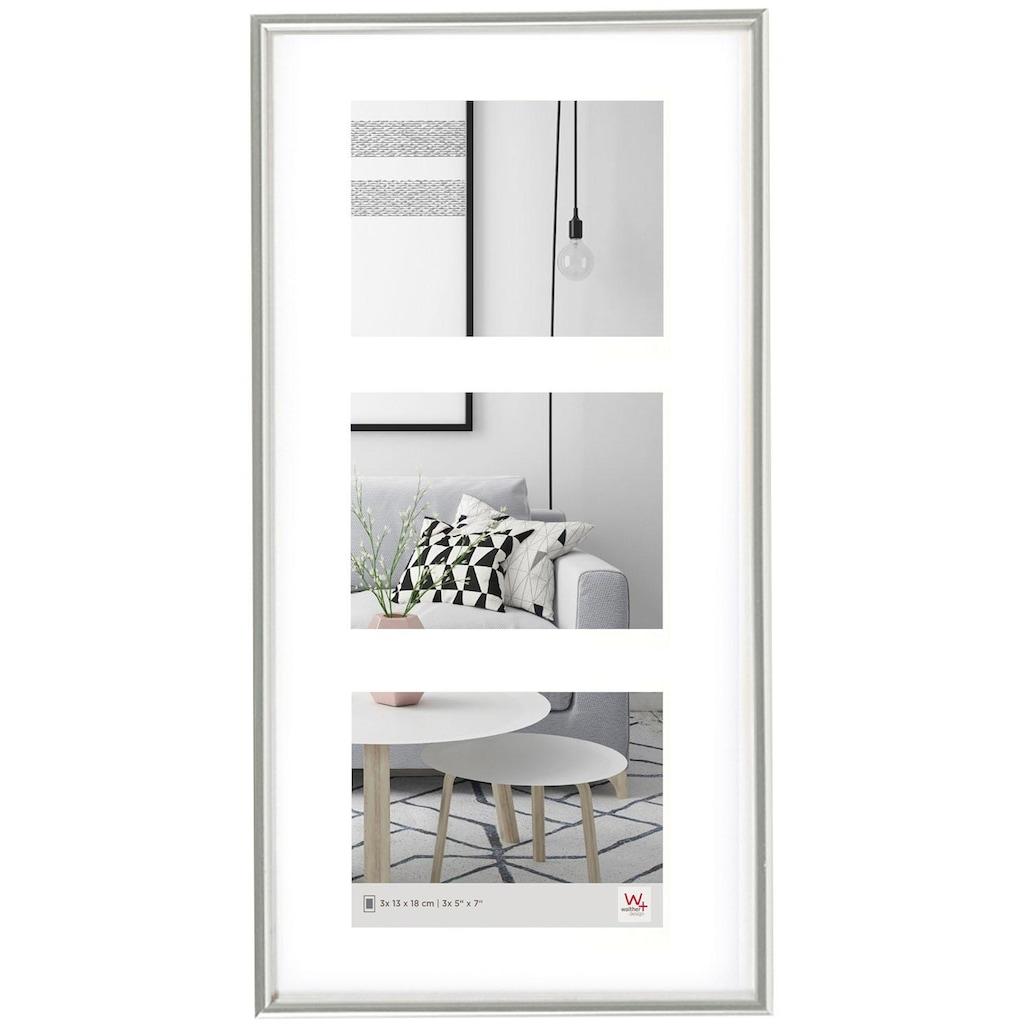 Walther Galerierahmen »Galeria«, 3x 13/18 cm