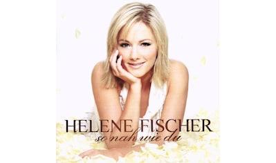 Musik - CD So Nah Wie Du / Fischer,Helene, (1 CD) kaufen