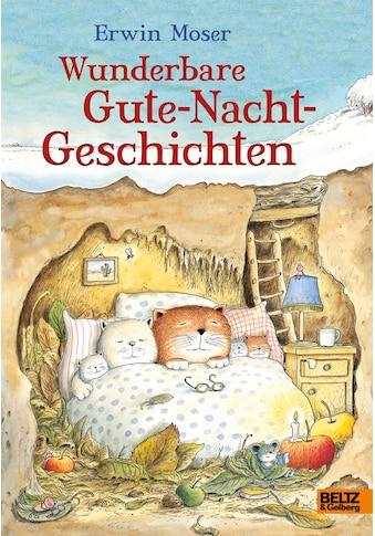 Buch »Erwin Moser. Wunderbare Gute-Nacht-Geschichten / Erwin Moser« kaufen