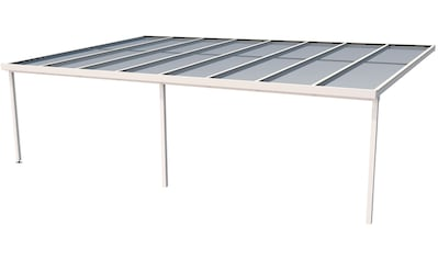 GUTTA Terrassendach »Premium«, BxT: 813x506 cm, Dach Acryl klar kaufen