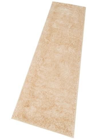 Hochflor - Läufer, »Mikro Soft Ideal«, my home, rechteckig, Höhe 30 mm, maschinell gewebt kaufen