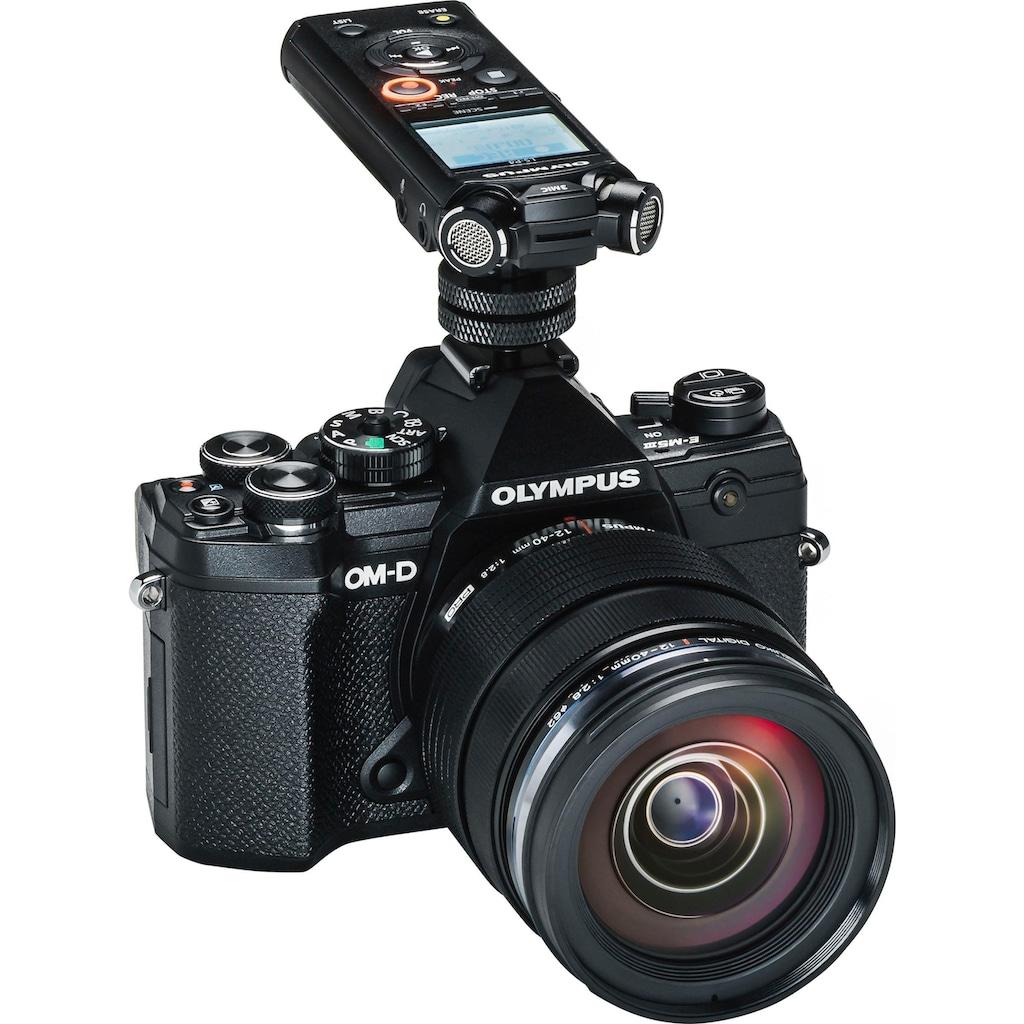Olympus Systemkamera »OM-D E-M5 Mark III«, M.Zuiko Digital ED 12-40mm F2.8 PRO, 20,4 MP, Bluetooth-NFC