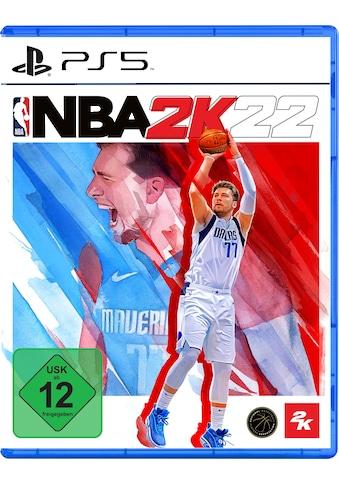 2K Sports Spiel »NBA 2K22«, PlayStation 5 kaufen