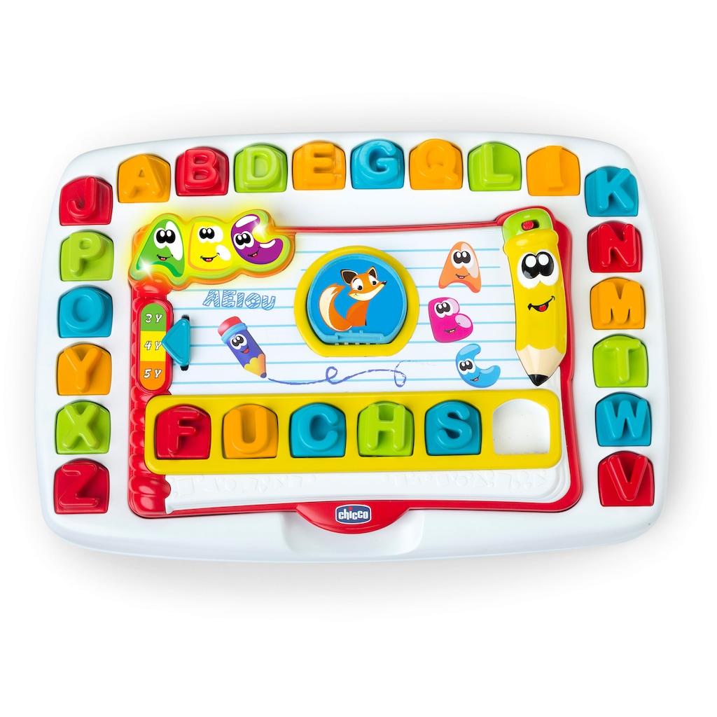 Chicco Lernspielzeug »Lern- & Lese-Schreibtafel«