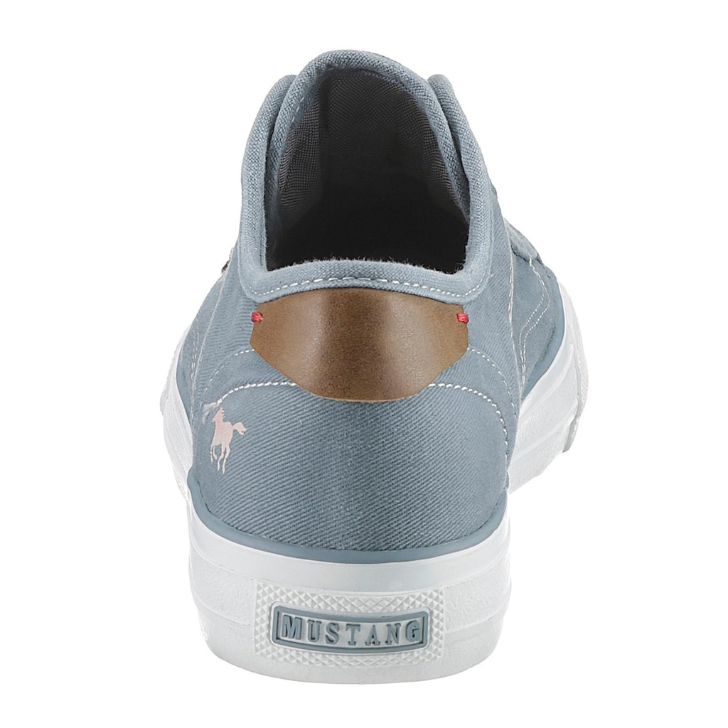 Mustang Shoes Slip-On Sneaker, mit Label